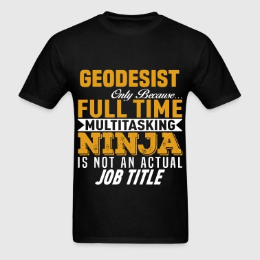 Geodesist - Men's T-Shirt