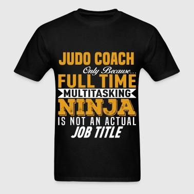 Judo Coach - Men's T-Shirt