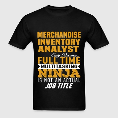 Merchandise Inventory Analyst - Men's T-Shirt