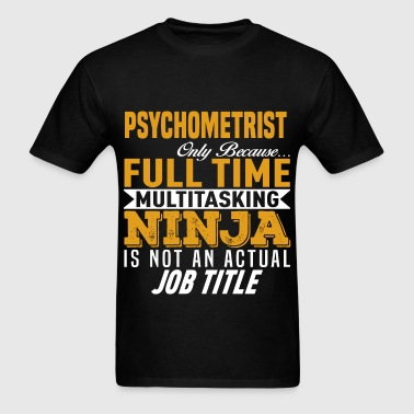 Psychometrist - Men's T-Shirt
