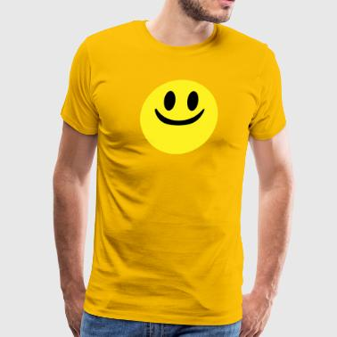 Smile the end is near 2 - Men's Premium T-Shirt