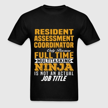 Resident Assessment Coordinator - Men's T-Shirt