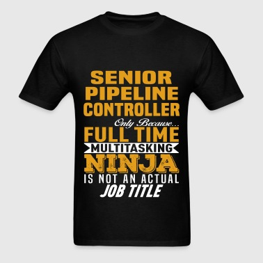 Senior Pipeline Controller - Men's T-Shirt