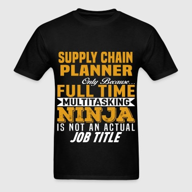 Supply Chain Planner - Men's T-Shirt