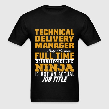 Technical Delivery Manager - Men's T-Shirt