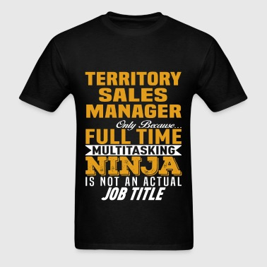 Territory Sales Manager - Men's T-Shirt