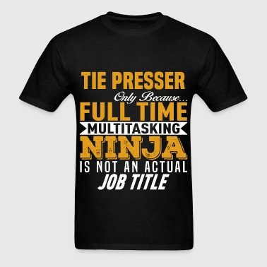 Tie Presser - Men's T-Shirt