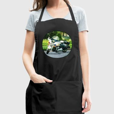 Police Motorcycle Aprons - Adjustable Apron