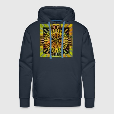 ZEN CUSHION 1 - Men's Premium Hoodie