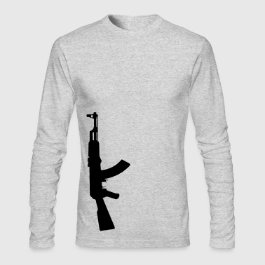 RIFLE LONG SLEEVE - Men's Long Sleeve T-Shirt by Next Level