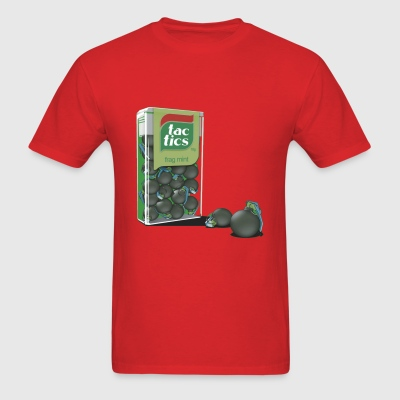 Tic Tac Frags - Men's T-Shirt