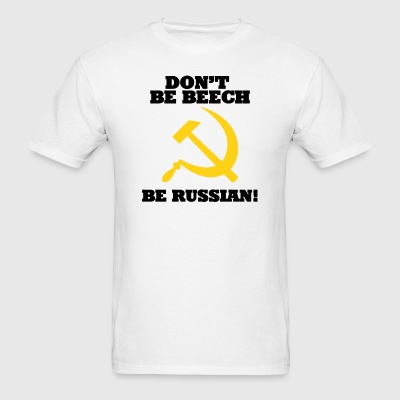 FPS Russia Don't be Beech MP T-Shirts - Men's T-Shirt