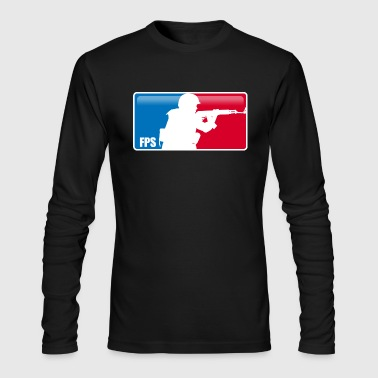 FPS Russia MP Long Sleeve Shirts - Men's Long Sleeve T-Shirt by Next Level