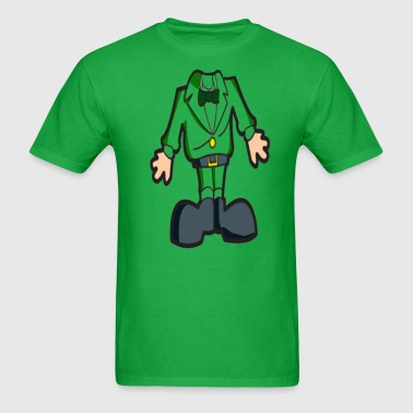 Leprechaun Body - Men's T-Shirt