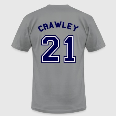 Downton Cricket Club (Crawley) - Men's Fine Jersey T-Shirt