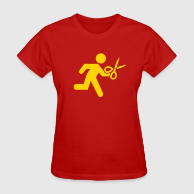 Running with Scissors - Women's T-Shirt
