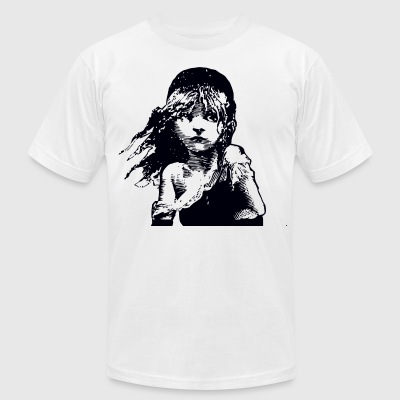cosette - Men's T-Shirt by American Apparel