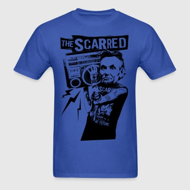 The Scarred - Lincoln Boombox - Men's T-Shirt