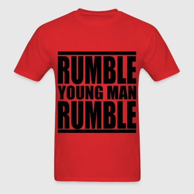RUMBLE - Men's T-Shirt