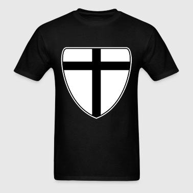 teutonic knights - Men's T-Shirt