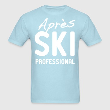 Après Ski Professional - Men's T-Shirt