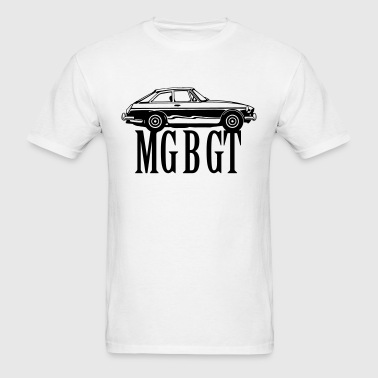 MG MGB GT - Men's T-Shirt