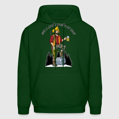 Sconsinwear Captain Northwoods Hoodies - Men's Hoodie