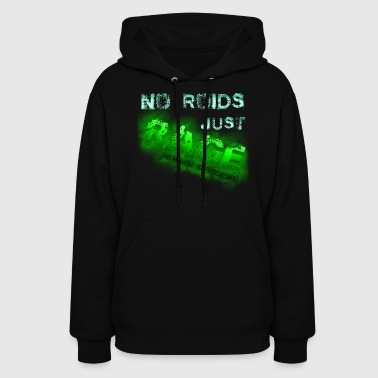No Roids Just Rage Physiques of Greatness Hoodies - Women's Hoodie