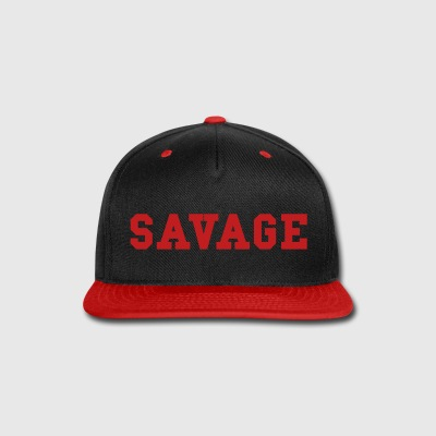 savage Sportswear - Snap-back Baseball Cap