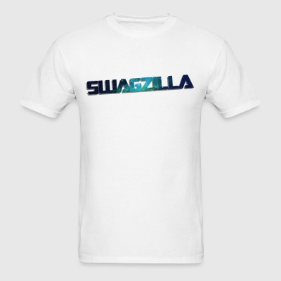 Swagzilla Freshness - Men's T-Shirt