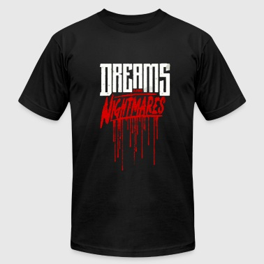 Dreams & Nightmares tee by BAD Clothing - Men's Fine Jersey T-Shirt