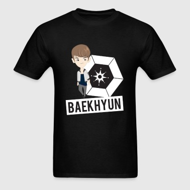 EXO - Chibi Baekhyun (For Dark Shirts) - Men's T-Shirt
