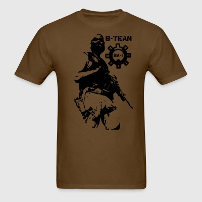 Special Forces Beardo v1 - Men's T-Shirt
