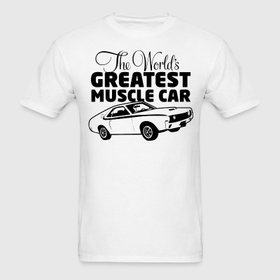 Greatest Muscle Car - Javelin - Men's T-Shirt