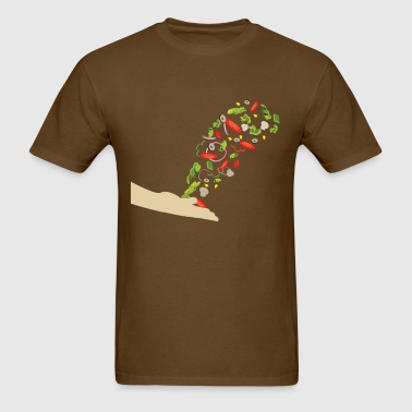 Salad Toss - Men's T-Shirt