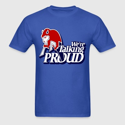 Talking Proud - Men's T-Shirt