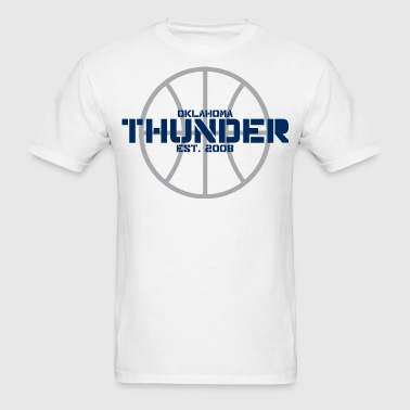THUNDER - Men's T-Shirt