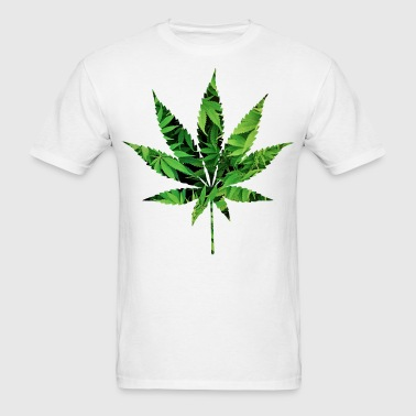 Weed Weed - Men's T-Shirt
