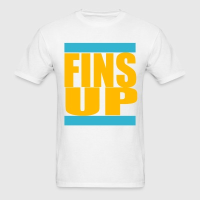 Fins Up Tee - Men's T-Shirt
