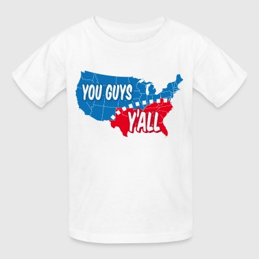 Y'all - Kids' T-Shirt