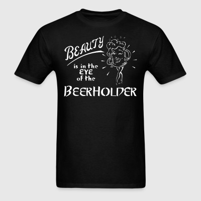 Eye of the Beerholder.png T-Shirts - Men's T-Shirt