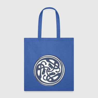 Celtic Cats Tote - Tote Bag