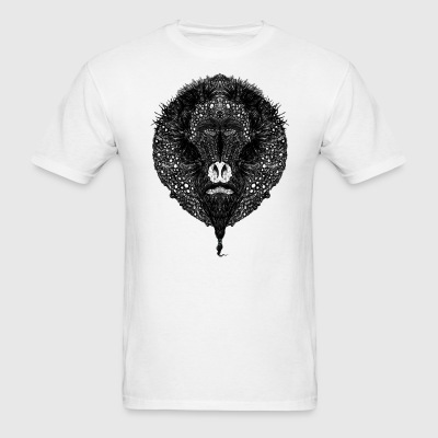 MANDRILL - Men's T-Shirt