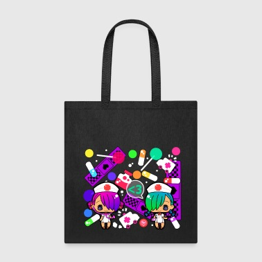 Cute Nurses Tote - Tote Bag