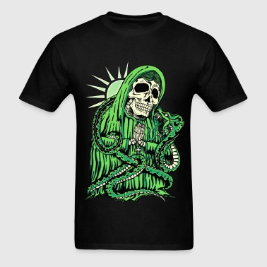 Skeleton Priest - Men's T-Shirt
