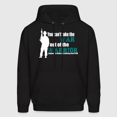 PTSD Awareness (mens) - Men's Hoodie