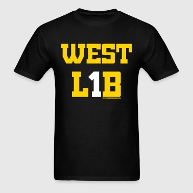 West L1B T-Shirts - Men's T-Shirt