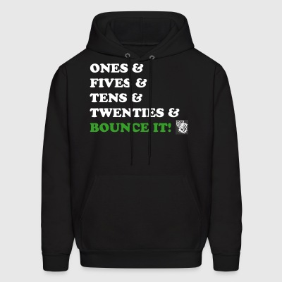Bounce It - Men's Hoodie