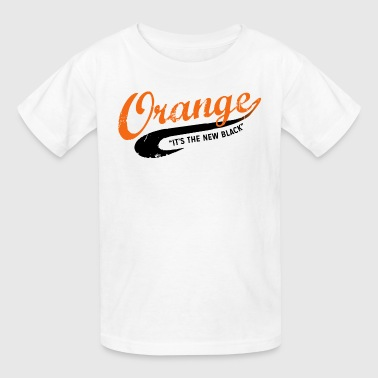 Free Piper, Orange is the New Black Kids' Shirts - Kids' T-Shirt