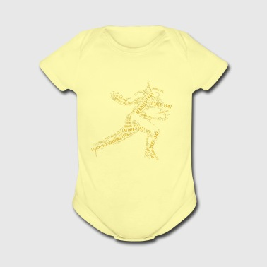 All Time Notre Dame Football Heisman Greats Baby's - Short Sleeve Baby Bodysuit
